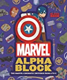 Marvel Alphablock: The Marvel Cinematic Universe from A to Z (An Abrams Block Book)
