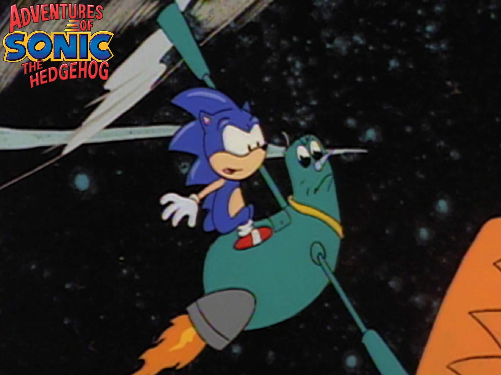 Amazon Com Watch Adventures Of Sonic The Hedgehog Season 1 Prime Video