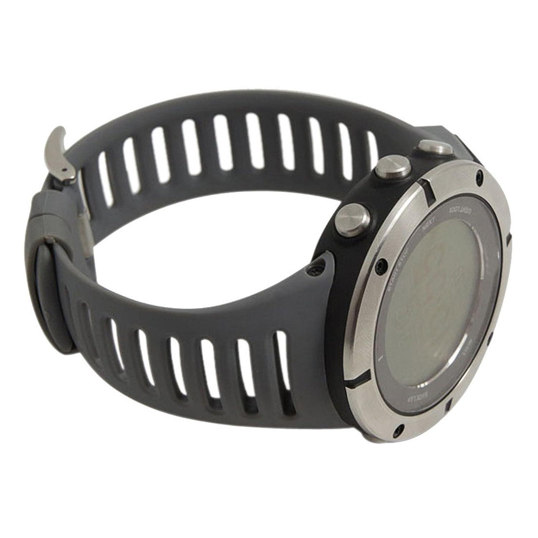 AloneA ®ラグジュアリーRubber Watch交換用バンドストラップSuunto Ambit 3ピーク/ Ambit 2 / Ambit 1  B01KVGXOY6
