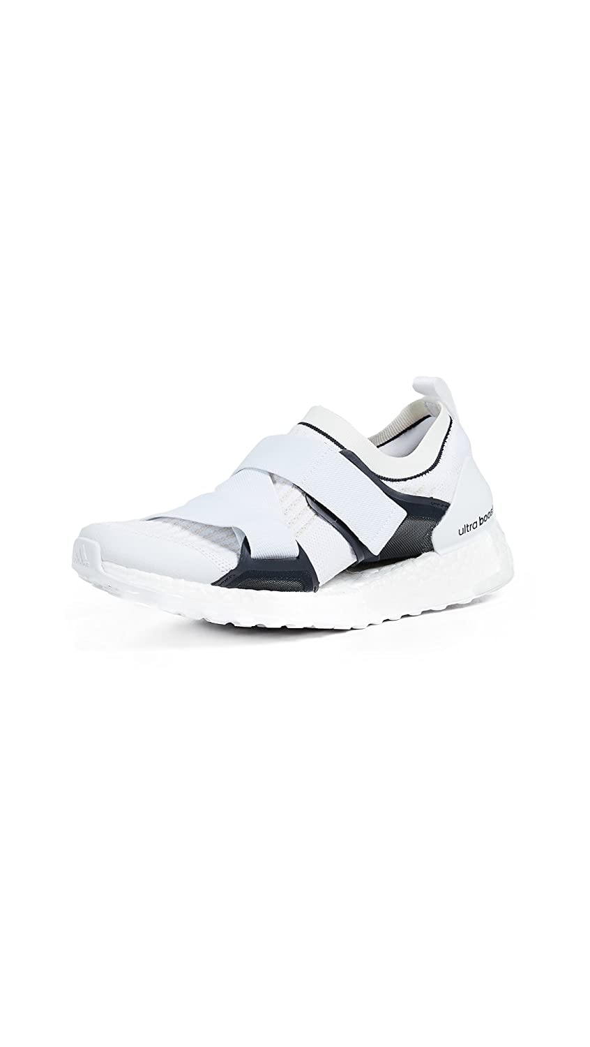 adidas by Stella McCartney Women's Ultra Boost X Sneakers B07BHN68KZ 6 UK|White/Chalk White/Night Grey