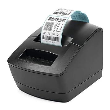 Xiaoais shop QR Impresora de código, Etiqueta Adhesiva ...