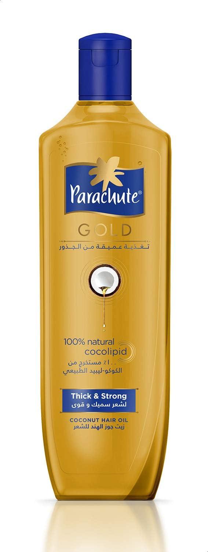 سعر زيت الشعر جولد بالجوز الهند من باراشوت 400 مل فى الامارات بواسطة امازون الامارات كان بكام