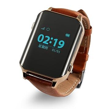 Surveillance du rythme cardiaque Smart Watch pour les personnes âgées GPS Tracker A16 Horloge Free frais ...