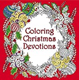 Coloring Christmas Devotions (Coloring Faith)