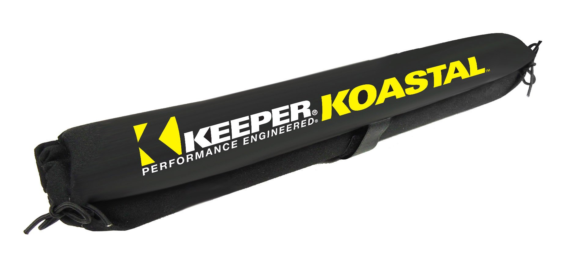 Keeper (07720) Koastal 18'' Surf Rack Pad, (Pack of 2)