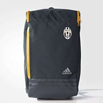 0bba473e89 Adidas Juventus Sac à Dos Football Unisex Gris, NS: Amazon.fr ...