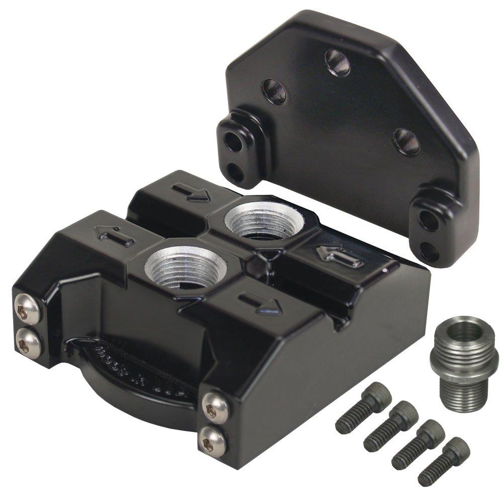 Derale 35708 Premium Series Remote Filter Mount by Derale