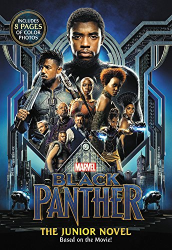 MARVEL's Black Panther: The Junior Novel -