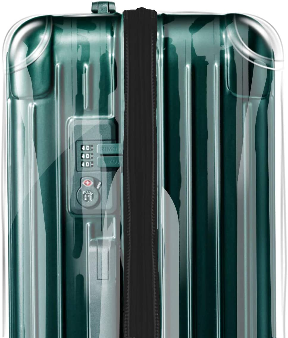 Transparent Cover Skin Essential Collection Luggage Suitcase