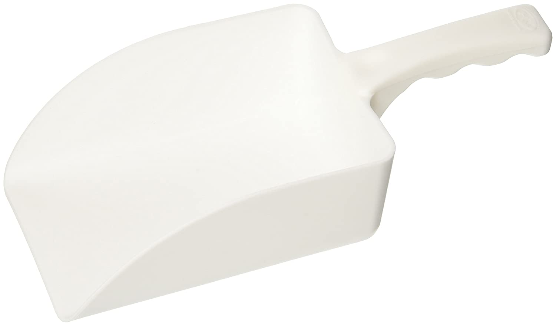 Aricasa Hygiene Products - cod. 1106W - Sessola Piccola in Plastica Capacità gr. 500 per Uso Alimentare - Bianco Ariston Cleaning Solutions