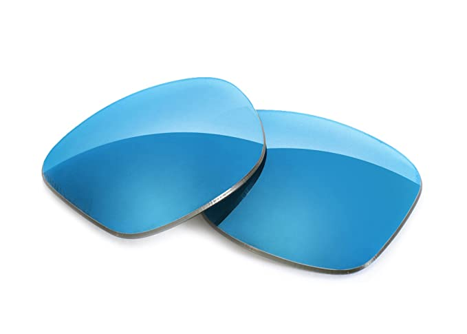 0e6b3d7c38 Image Unavailable. Image not available for. Colour  FUSE Glacier Mirror  Polarized Replacement Lenses for Oakley Holbrook