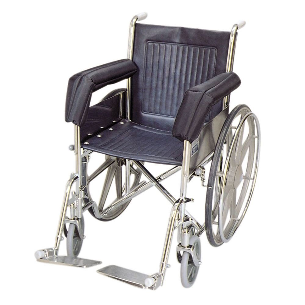 Skil-Care 081227388 Foam Padded Armrests, Extended Desk Arm