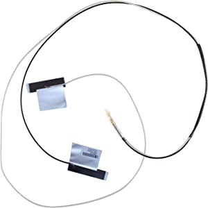 Pair of Internal WiFi Bluetooth Antenna for Laptop Mini PCI-e Wireless Card