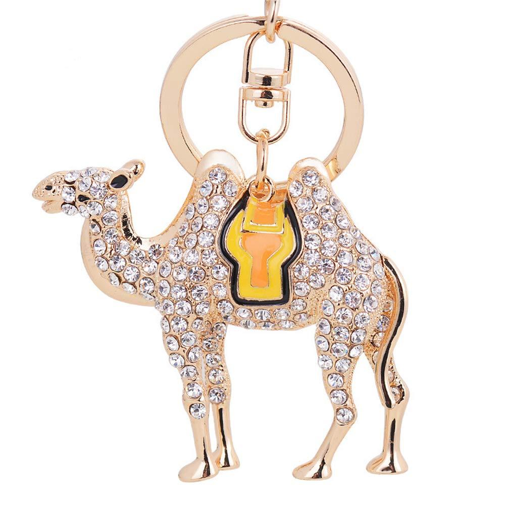Amazon.com: GH8 Kawaii - Llavero con forma de camello de ...