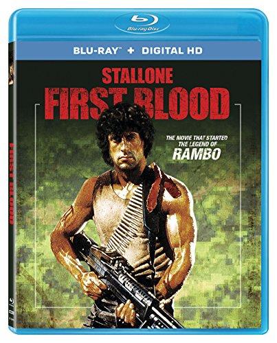 Rambo: First Blood [Blu-ray + Digital HD]