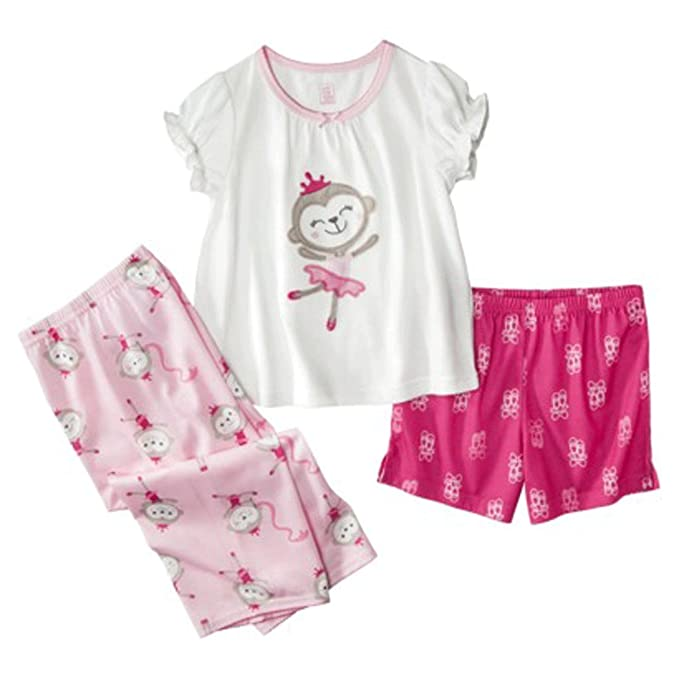 bd31fd3fd Amazon.com  Just One You Made By Carter s Baby Girls Infant  3pc ...