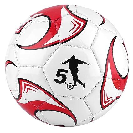 VGEBY1 Balones de fútbol tamaño 5, balones de fútbol Tradicionales ...