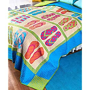 61QVp6zHUpL._SS300_ Coastal Bedding Sets & Beach Bedding Sets
