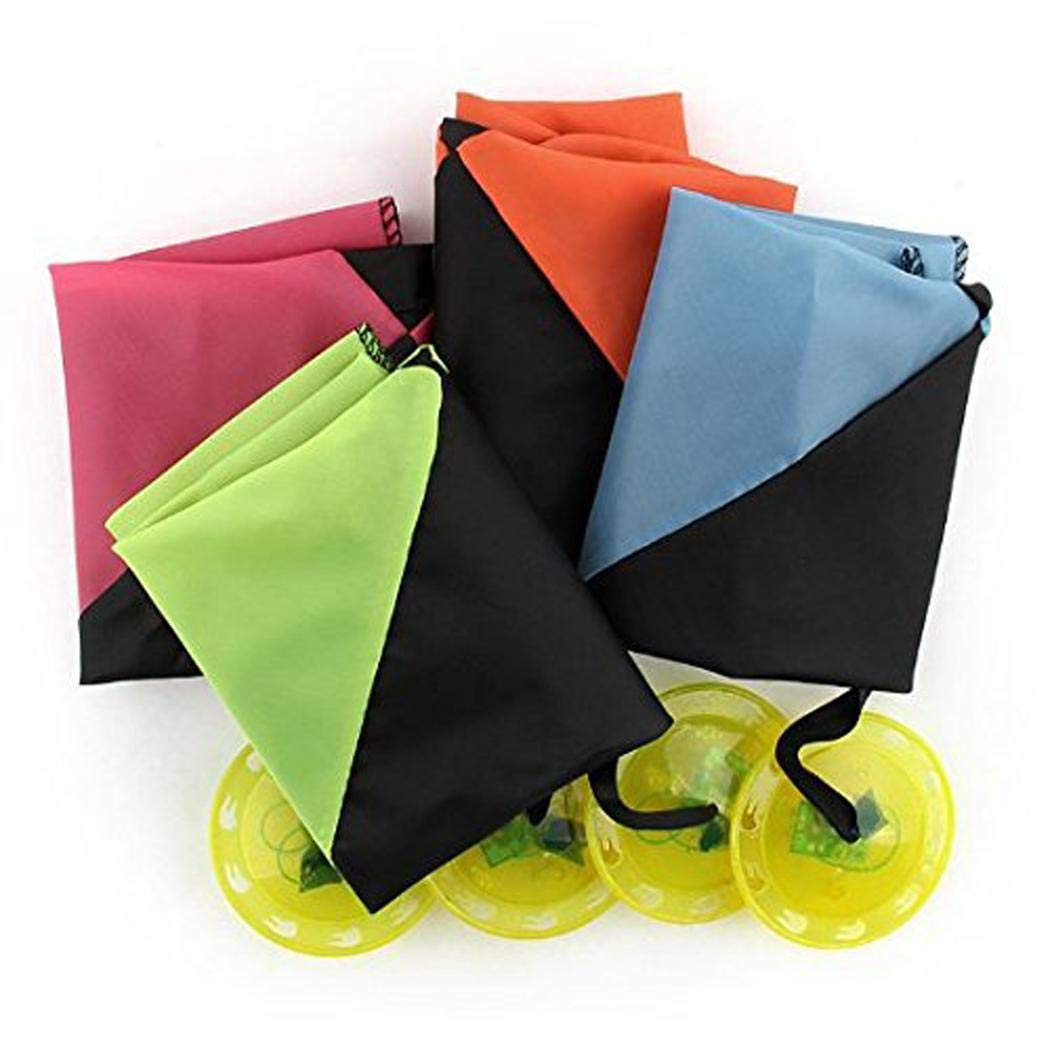 Bifast Hand Throwing Flash Light Frisbee Parachute Toy Child Game Gift Toy by Bifast (Image #3)
