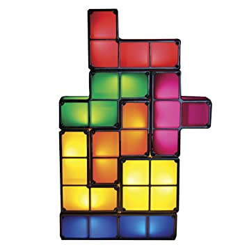 Diamond Comic Dist England Tetris Constructible Light: Amazon.ca ...