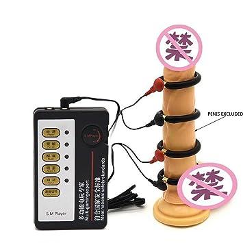 Amazon.com: Choque eléctrico aparato de masaje para los ...
