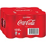 Coca-Cola Classic, 320ml, (Pack of 12)