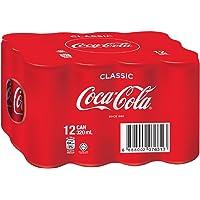 Coca-Cola Classic, 320ml, (Pack of 12)