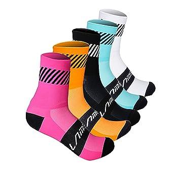 Amazon.com: Calcetines de compresión para hombre y mujer ...