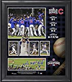 #6: Chicago Cubs 2016 MLB World Series Champions Framed 15