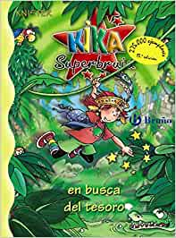Kika Superbruja en busca del tesoro (Castellano - A PARTIR