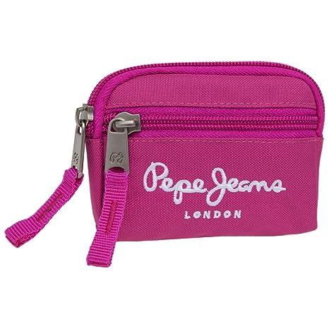 Pepe Jeans Monedero, Color Rosa