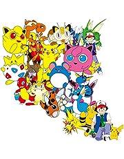 Pokemon T sticker go sticker Pokemon Pikachu skateboard car sticker