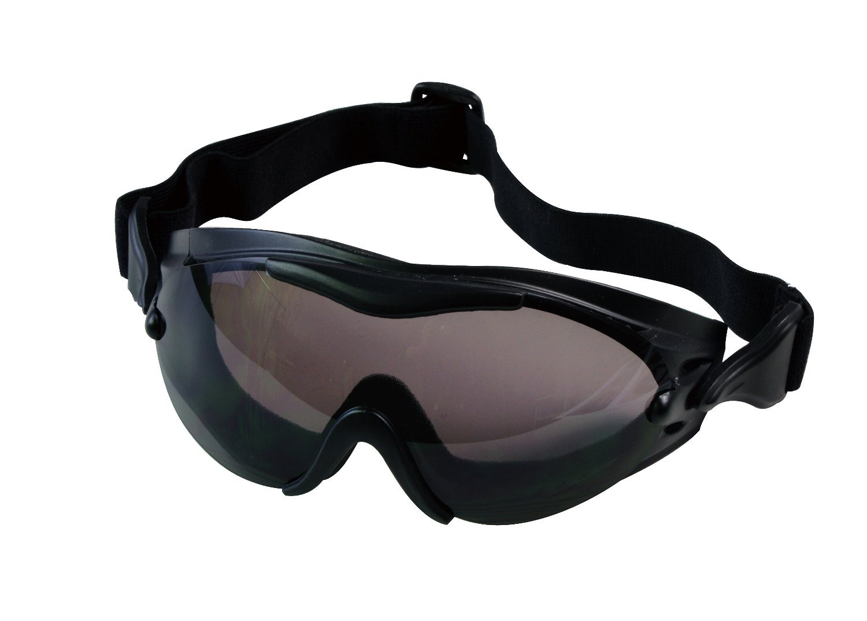 Rothco SWAT Tec Single Lens Tactical Goggle, Black by Rothco