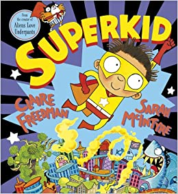 Image result for superkid book