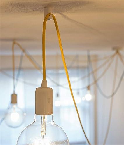 Decentrador de techo para cables el/éctricos