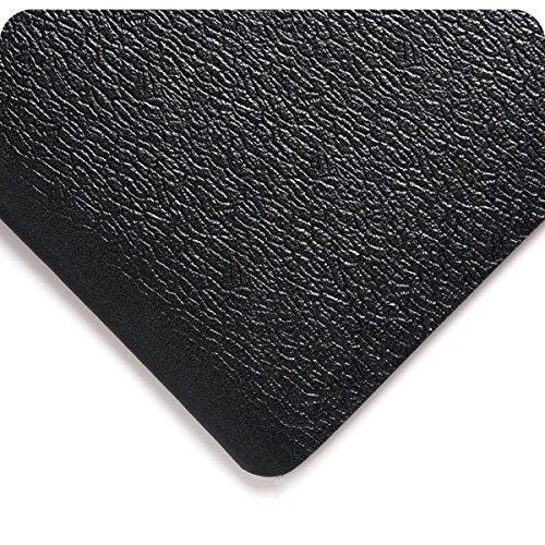 - Wearwell 427.38x4x8BK Soft Step Mat, 8' Length x 4' Width x 3/8