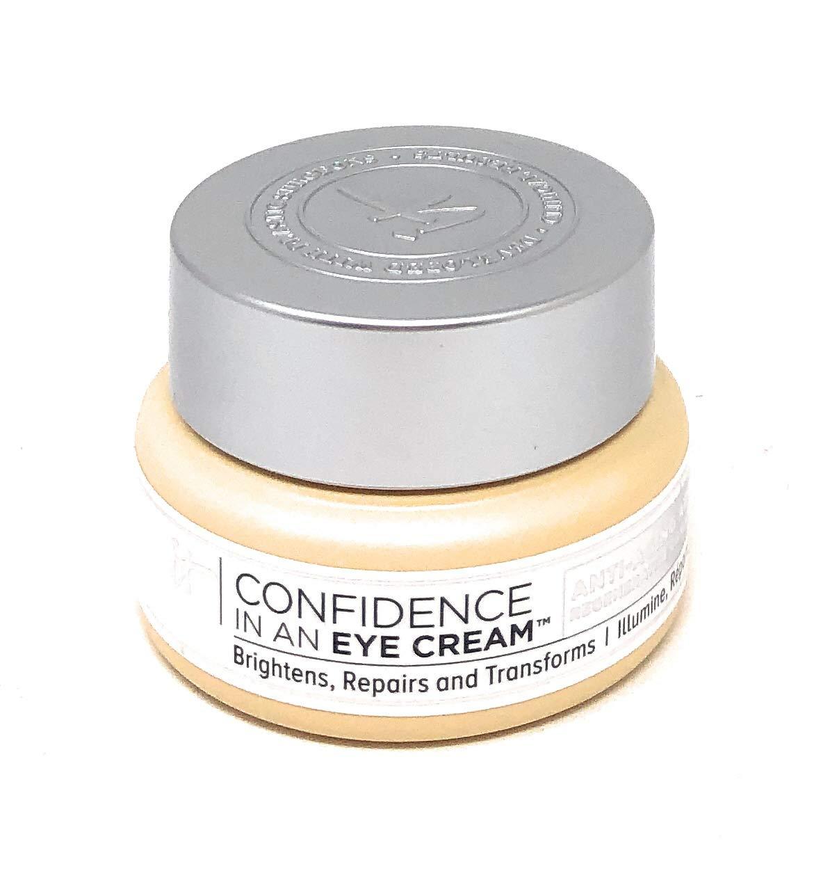 Amazon Com It Cosmetics Confidence In An Eye Cream 0 5 Fl Oz Beauty