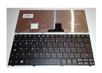 TECLADO PARA PORTATIL Acer Aspire 1410-722G25n EN ESPAÑOL NEGRO: Amazon.es: Electrónica