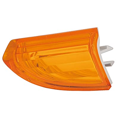 2009-2012 Volkswagen Cc Front Passenger Side Side Reflector; Yellow Reflector Partslink VW2557103: Automotive