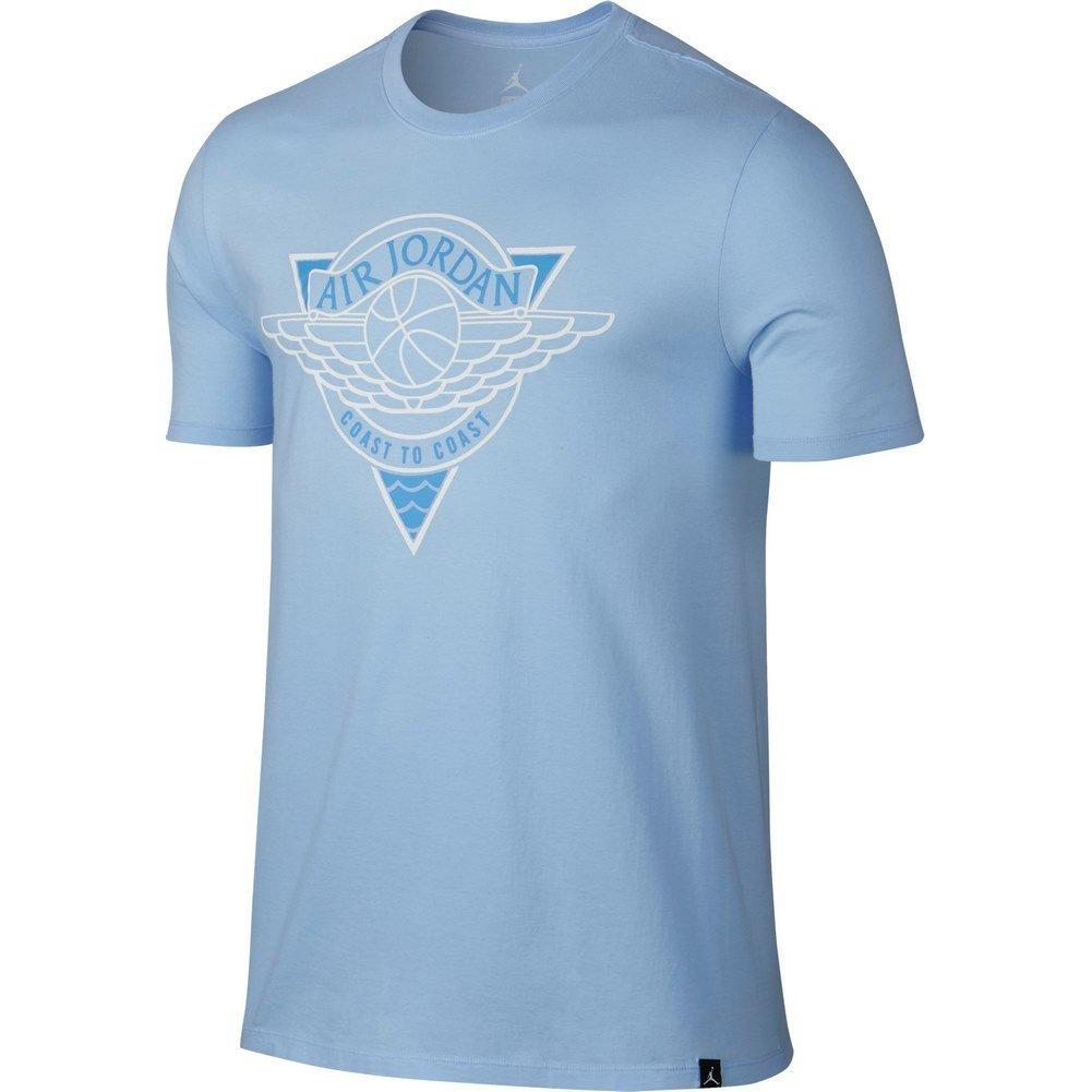 Jordan Fadeaway All Tourney Tee (S, Azul) by Jordan