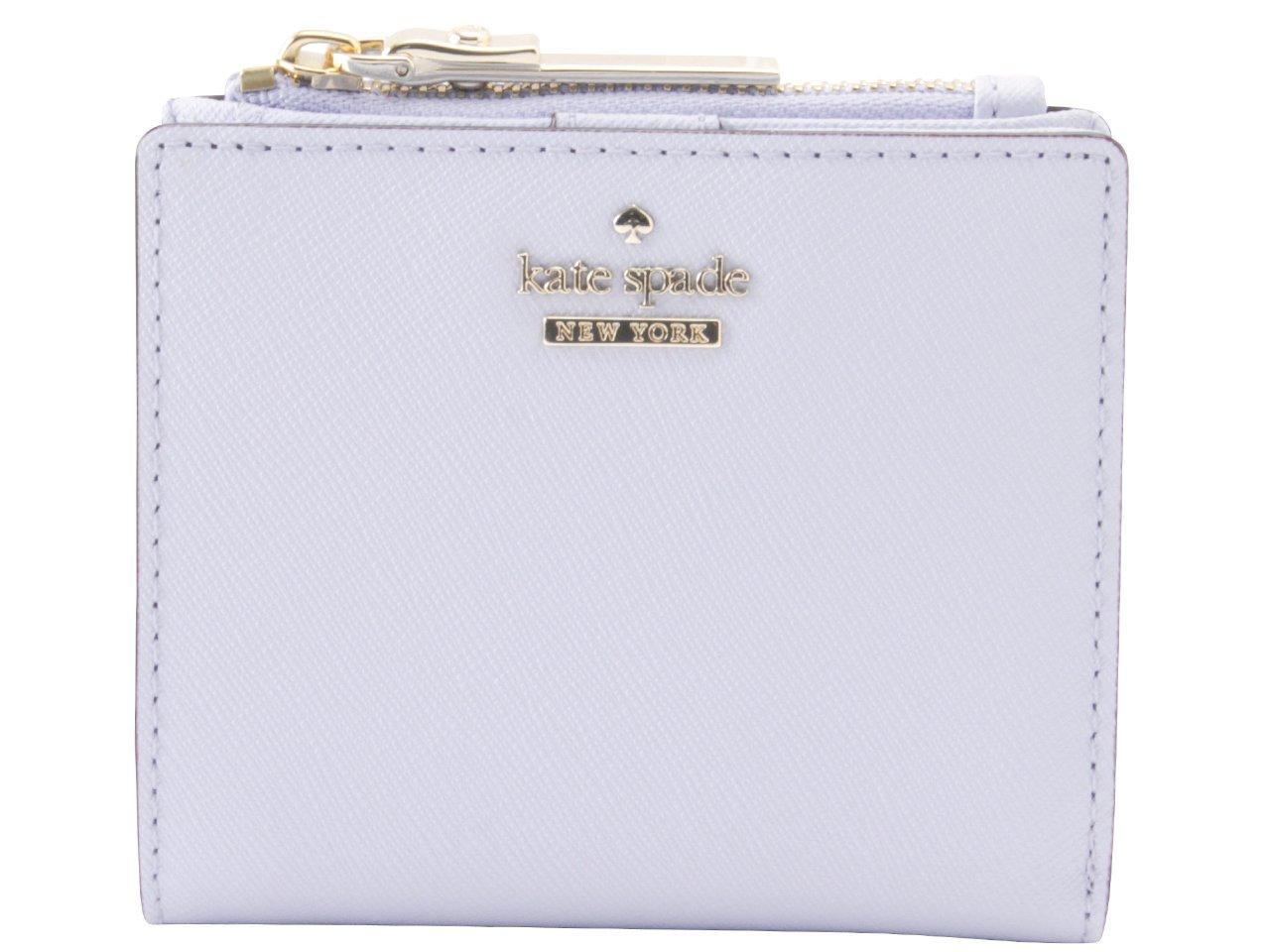 (ケイトスペード) KATE SPADE 財布 二つ折り コンパクト ミニ レザー PWRU5451 [並行輸入品] B07DK6Q614 モーニングドーン モーニングドーン