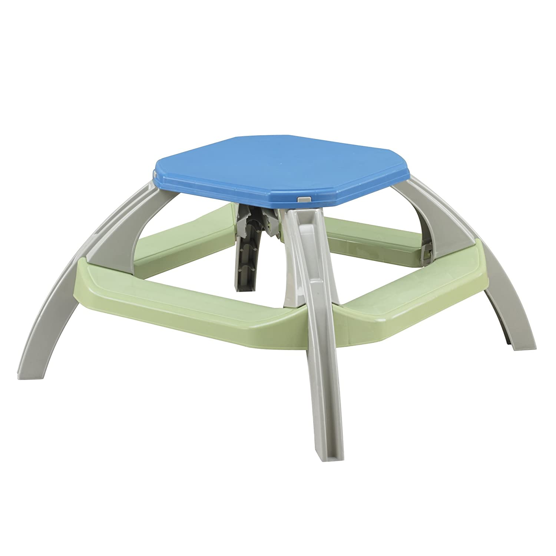 Amazon.com: American Plastic Toys Kid\'s Picnic Table Playset: Toys ...