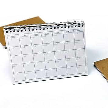 Justdolife Horario Notebook 5A Agenda De Citas Diarias Plan ...
