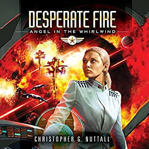 Desperate Fire Audiobook