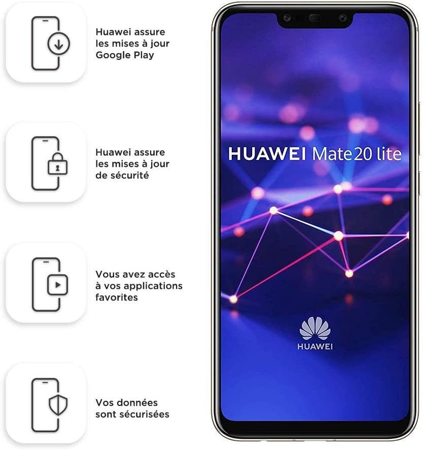 128GB Scheda di memoria per Huawei P10 P10 Lite P10 Plus P10 Pro