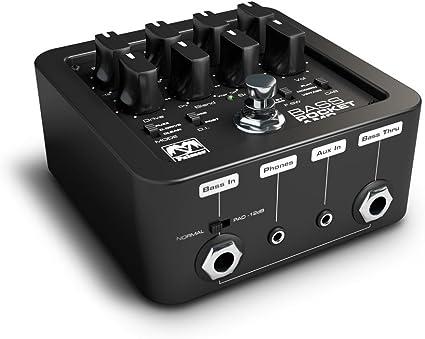 Amplificador de guitarra Palmer PEPAMP: Amazon.es: Instrumentos ...