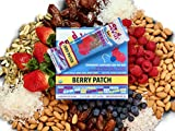 Good Lovin' Bar (Berry Patch) - Organic⎢Simple Clean Ingredients⎢Protein Packed Fruit and Nut Snack⎢Quick Energy⎢Super Nutrition⎢Vegan, Gluten Free, Raw, Paleo⎢2oz - Pack of 8 Bars