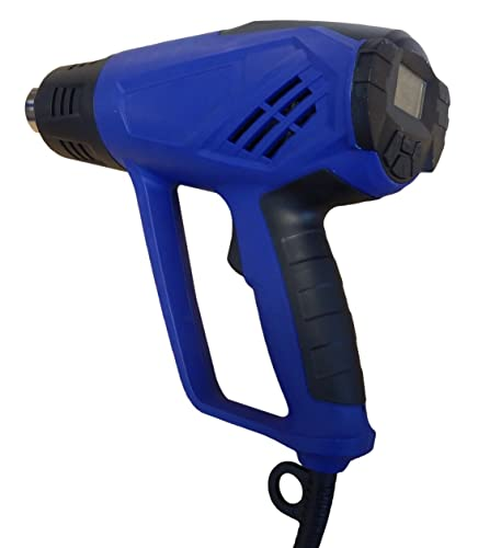 Simplistex (TM) - 1500 Watt DIGITAL Heat Gun