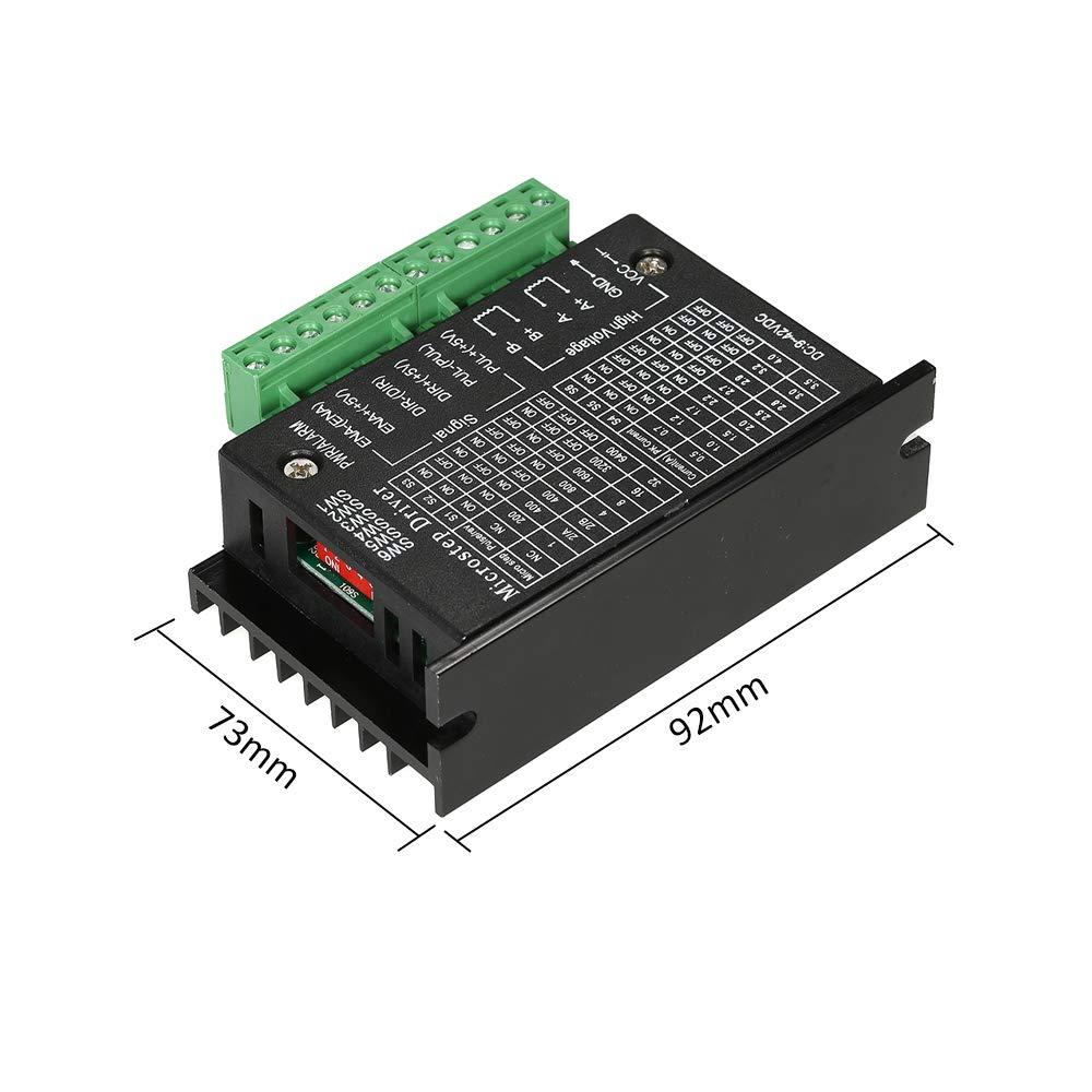 KKmoon 5 UNIDS CNC Solo Eje 4A TB6600 Controlador,Controlador de Velocidad de Motor