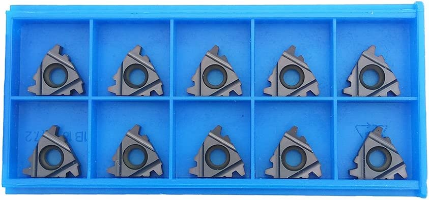 16ER 8ACME SMX35 Indexable Carbide Inserts Blade For Machining Stainless Steel And Cast Iron High Toughness High Strength